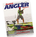 Angler Magazine cover