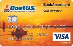 BoatUS Credit Card