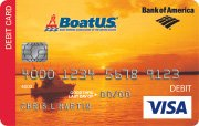 BoatUS Debit card