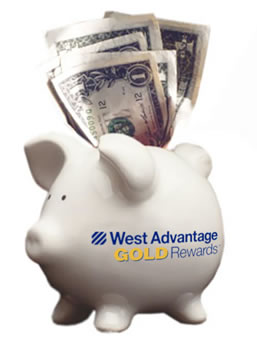 West Advantage Gold Rewards