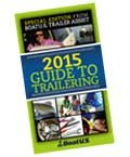 Trailering Guide 2015 Cover