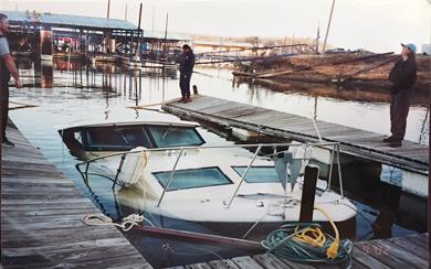 Sinking Boat - Liability Insurance