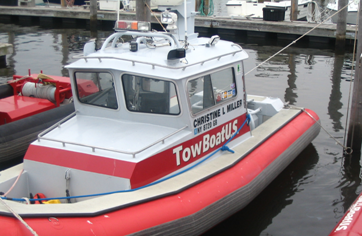 TowBoatUS Sandy Hook