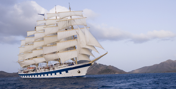 Star Clippers, sailing boat