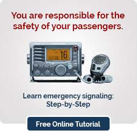 You are responsible for the safety of your passengers.