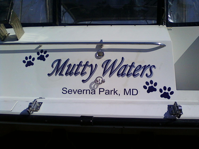Boat Graphics Photo Gallery - BoatUS Graphics