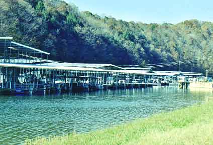 Caney Creek Marina
