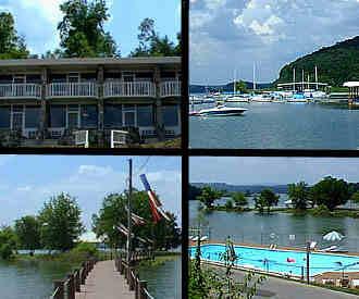 Island Cove Resort Harrison Tn