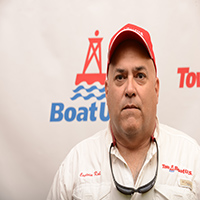 Captain Estrada of TowBoatUS Lake Lanier